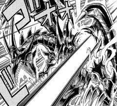 Rocket Warrior weakens Red-Eyes