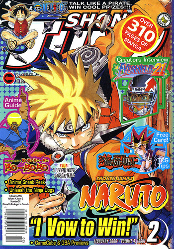 <i>Shonen Jump</i> Vol. 4, Issue 2