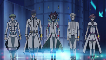 Yu-Gi-Oh! VRAINS - Episode 059
