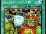 Single Purchase