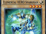 Elemental HERO Sparkman