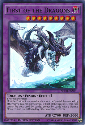 First of the Dragons NECH-ENS