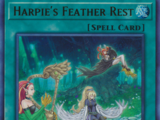 Harpie's Feather Rest