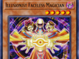 Illusionist Faceless Magician