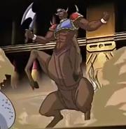 Rabid Horseman ka - fullbody