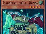 Majespenst Kröte - Ogama