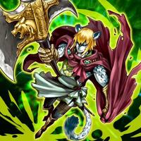 Ungeheuer-Krieger Beast Warrior