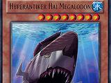 Hyperantiker Hai Megalodon