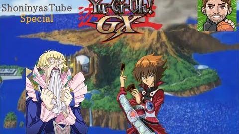 Yugioh GX Aufnahmeprüfung - Jaden Yuki Vs Dr. Crowler 1 (Deutsch & HD)