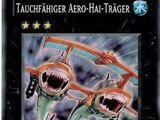 Tauchfähiger Aero-Hai-Träger