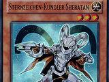 Sternzeichen-Kundler Sheratan