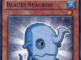 Blaues Staubon