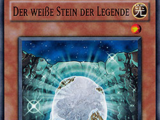 Der weiße Stein der Legende