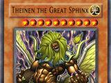 Theinen die Große Sphinx
