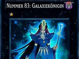 Nummer 83: Galaxiekönigin