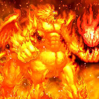 Infernaler Flammenherrscher Pyro