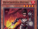 Buschfeuer-Ritter