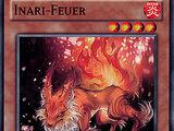 Inari-Feuer