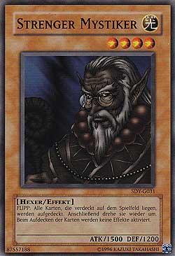 Strenger-Mystiker