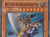 Buster-Klingenkämpfer
