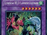 Elementar-HELD Flammenflügelmann