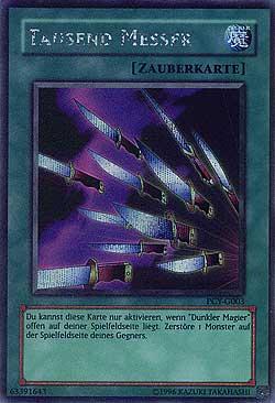 Tausend-Messer 10781