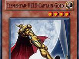 Elementar-HELD Captain Gold