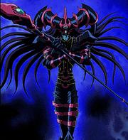 Magier des Schwarzen Chaos Anime