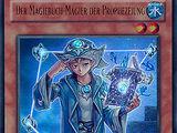 Der Magiebuch-Magier der Prophezeiung