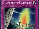 Stonehenge-Techniken