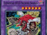 Elementar-HELD Necroid Shaman