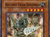 Antiker Antriebsingenieur
