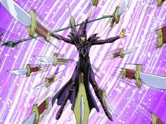 Tausend Messer anime