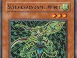 Schicksalsdame Wind