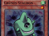 Grünes Staubon