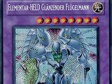 Elementar-HELD Glänzender Flügelmann