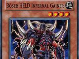 Böser HELD Infernal Gainer