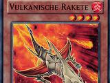 Vulkanische Rakete