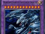 Blauäugiger Ultimativer Drache