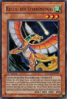 Rallis, der Sternenvogel