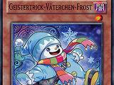 Geistertrick-Väterchen-Frost
