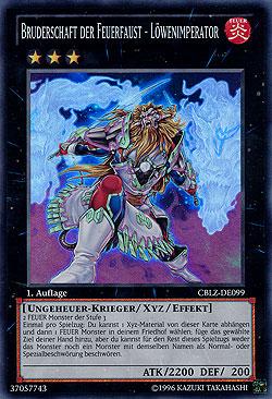 Fire Fist Emperor - Choraio