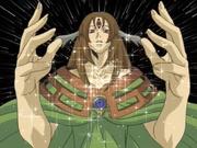 Göttin mit dem dritten Auge anime