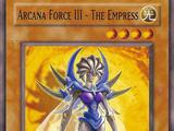 Arkane Macht III - Die Kaiserin