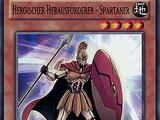 Heroischer Herausforderer - Spartaner