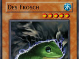 Des Frosch