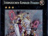 Sternzeichen-Kundler Hyaden