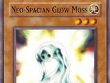 Neo-Weltraum Glow Moss