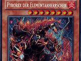 Pyrorex der Elementarherrscher