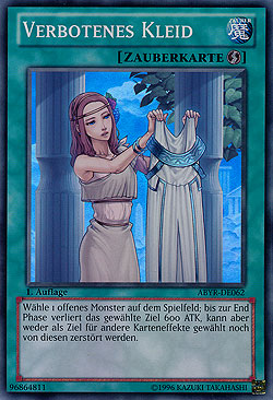 Verbotenes Kleid ABYR-DE062